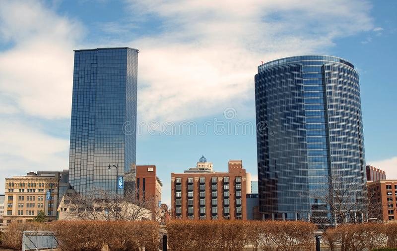 Grand Rapids stock images