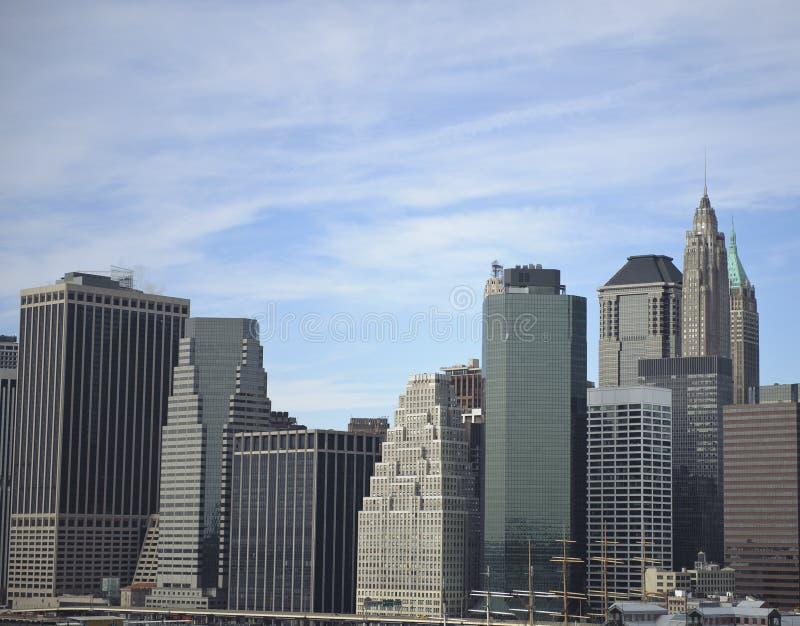 Download Downtown Manhattan Skyline Stock Photos - Image: 24052983
