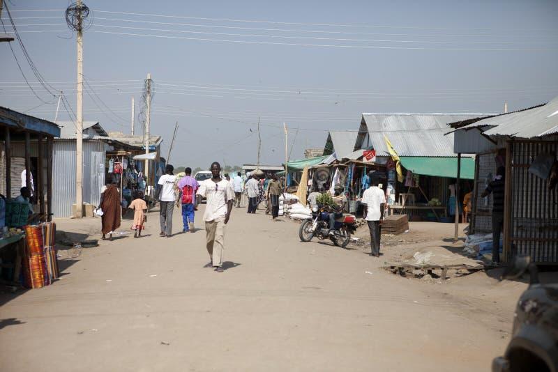 Download Downtown market, Bor Sudan editorial image. Image of genocide - 17988740