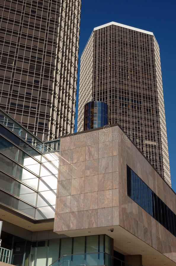 Free Downtown Office Buildings Stock Photos - 11067113