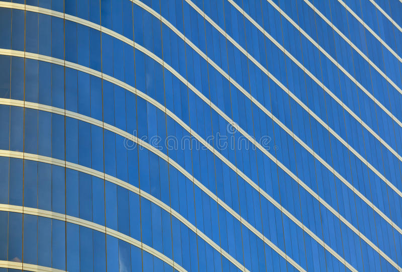 Downtown Office Buildings Abstract stock photography