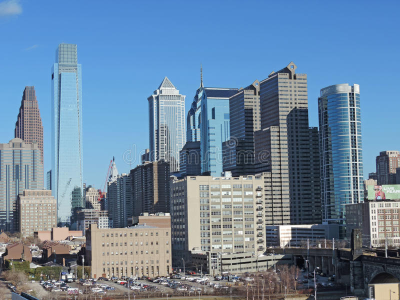 Download Downtown Philadelphia editorial image. Image of schuylkill - 39878710