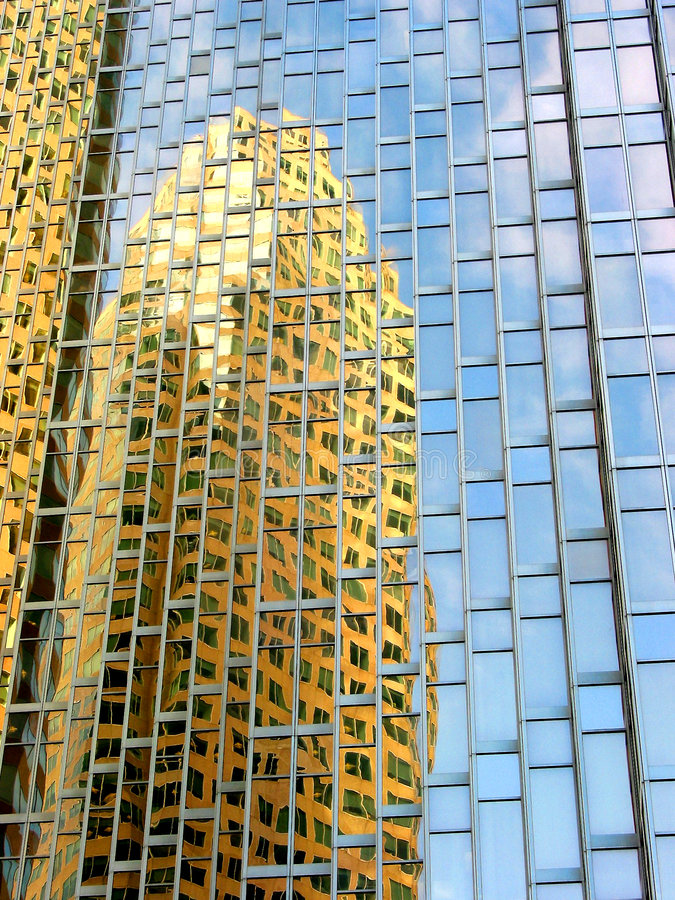 Free Downtown Reflections 9 Stock Photo - 364550