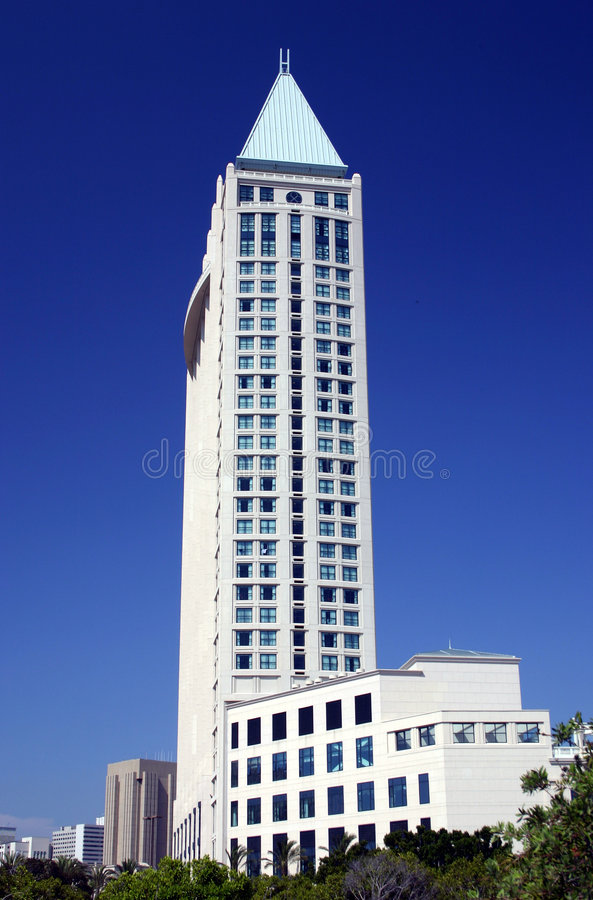 Download Downtown San Diego Building Stock Image - Image: 188675