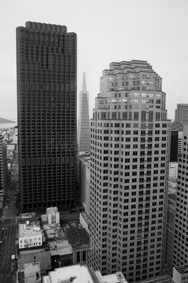 Download Downtown San Francisco stock image. Image of outdoor - 19108593