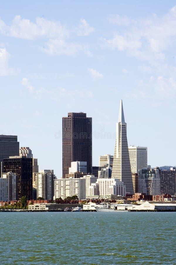 Free Downtown San Francisco Stock Image - 5528731