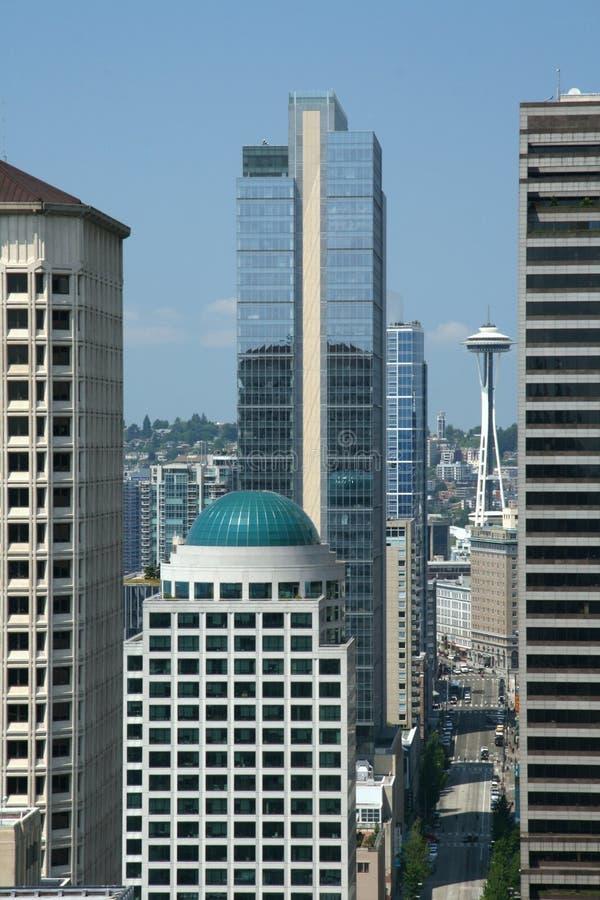 Free Downtown Seattle Stock Photo - 10175050