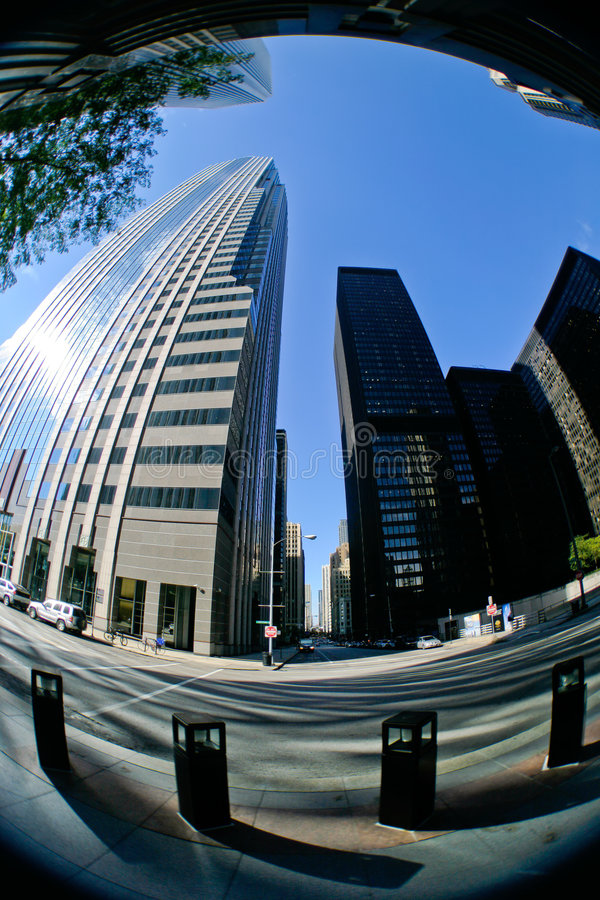 Download Downtown Skyscraper stock photo. Image of city, downtown - 1395214