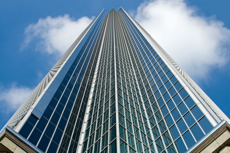 Download Downtown Skyscraper stock photo. Image of office, city - 2299406