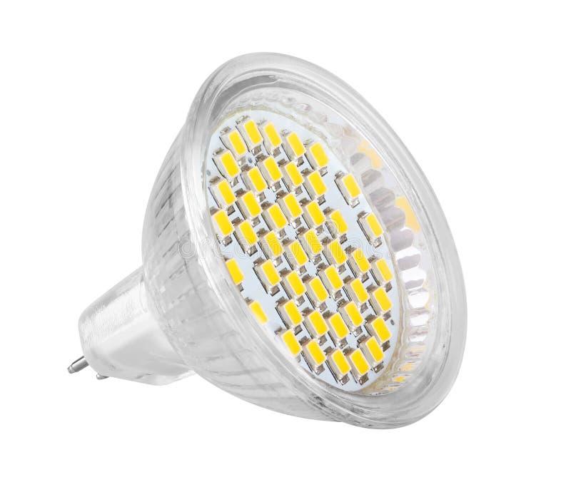 DOWODZONA żarówka (lampa) fotografia stock