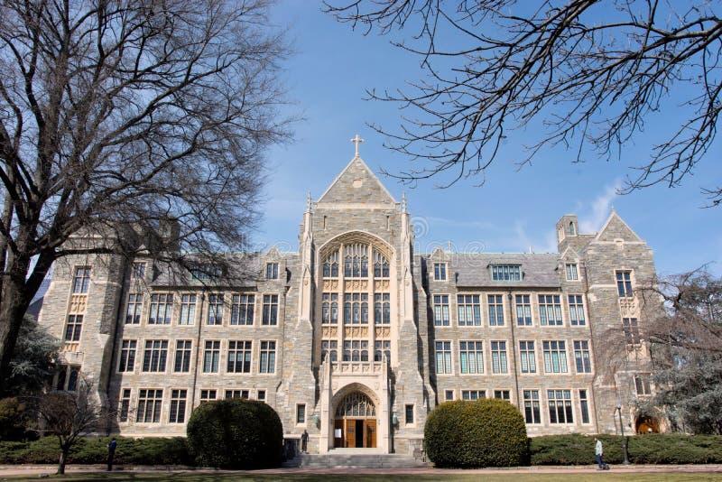 Doyens Office d'université de Georgetown photo stock
