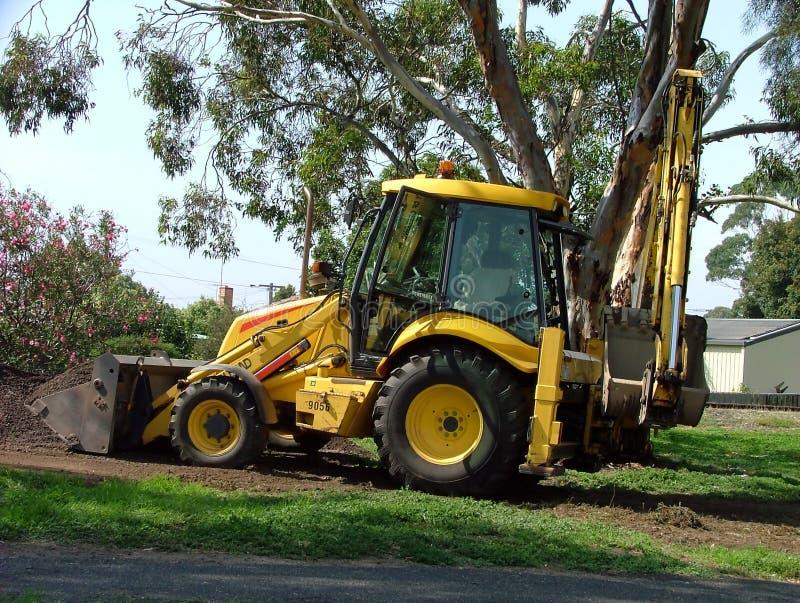 Download Dozer stock photo. Image of work, machinery, tractor, yellow - 105256
