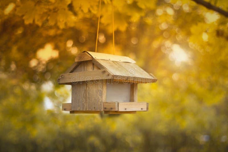 Dozowniki dla ptaków zdjęcie royalty free
