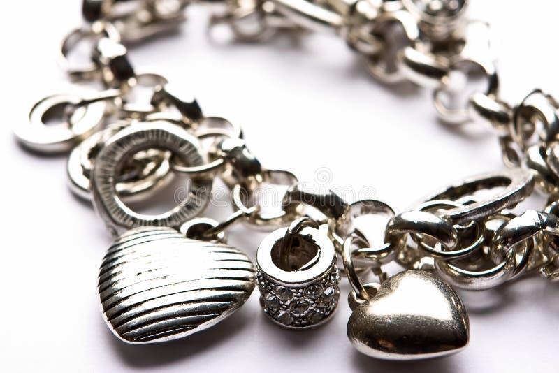 dräktjuwelery arkivfoton