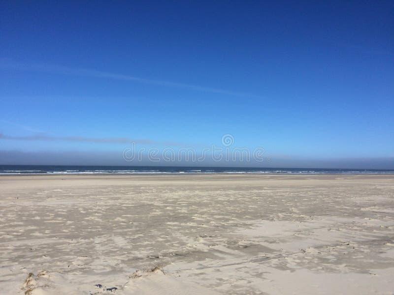 Dröm av en strand royaltyfri bild