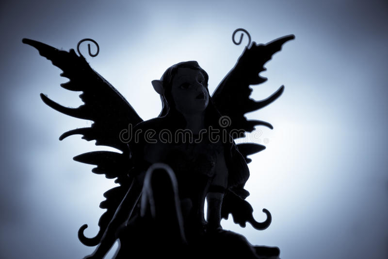 dröm- fe s royaltyfri bild