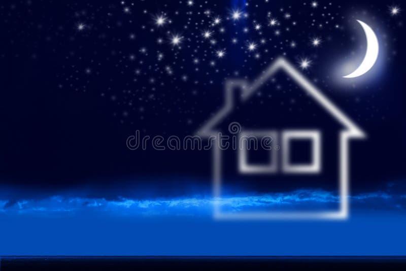 dröm- utgångspunkt arkivfoton