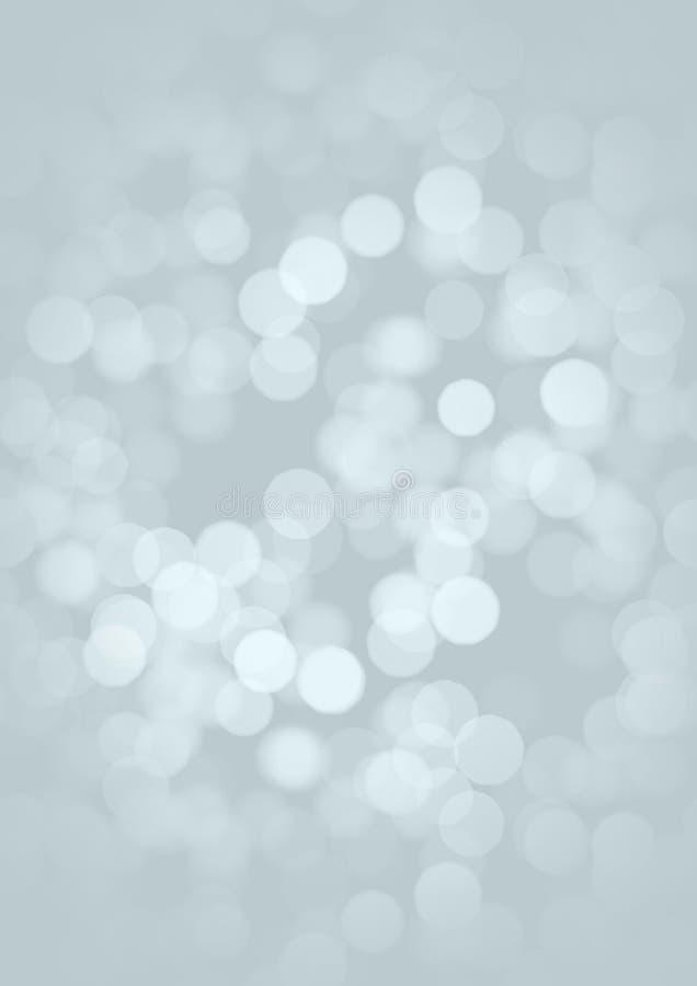 Drömlik grå vit pricker bakgrund royaltyfria foton
