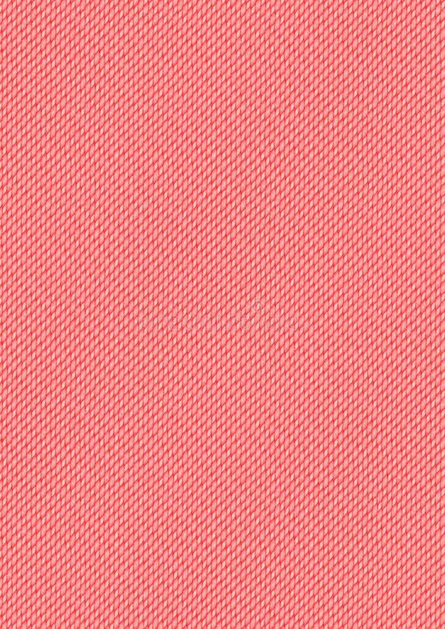 Drömlik röd vit pricker bakgrund arkivfoton