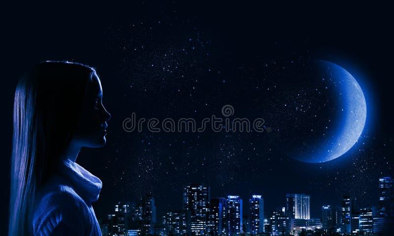 drömmare little arkivbild