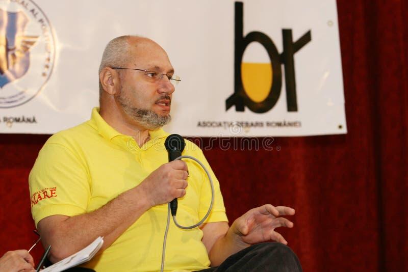 Dr. Cristian Andrei royalty-vrije stock foto's