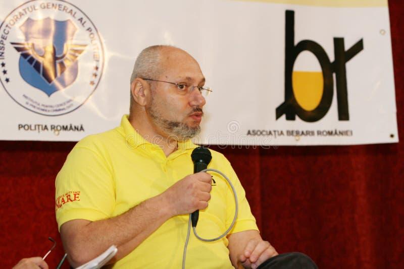 Dr. Cristian Andrei stock foto