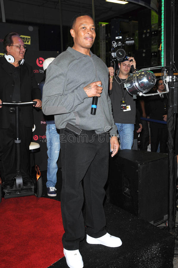 Download Dr Dre editorial photography. Image of signing, monster - 24726832