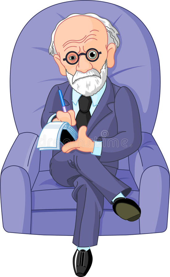 Free Dr. Freud Psychotherapist Stock Photos - 20447213