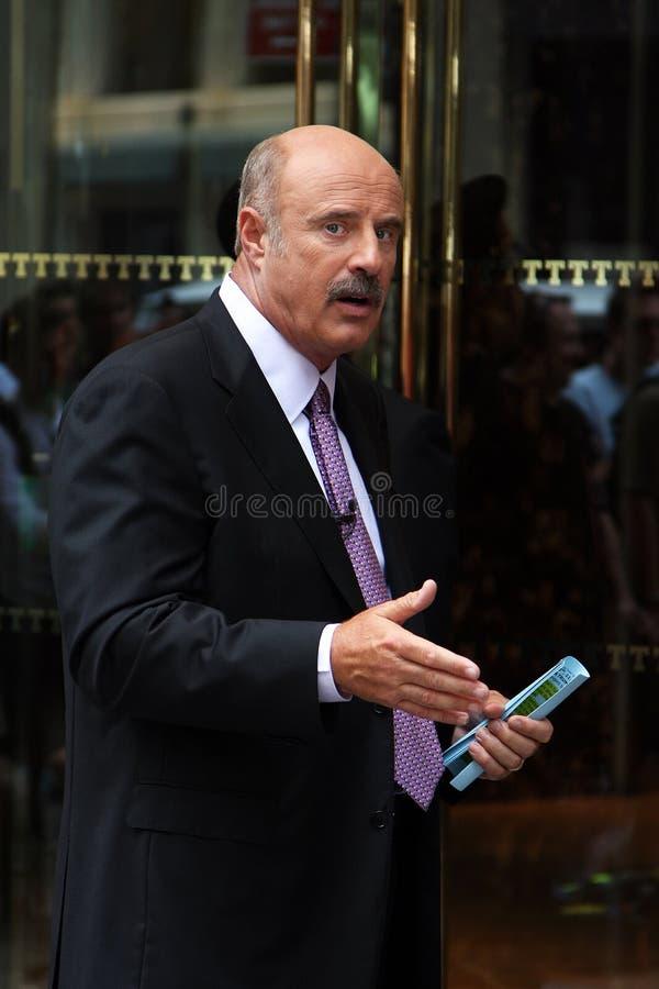 Dr. Phil fotos de stock royalty free