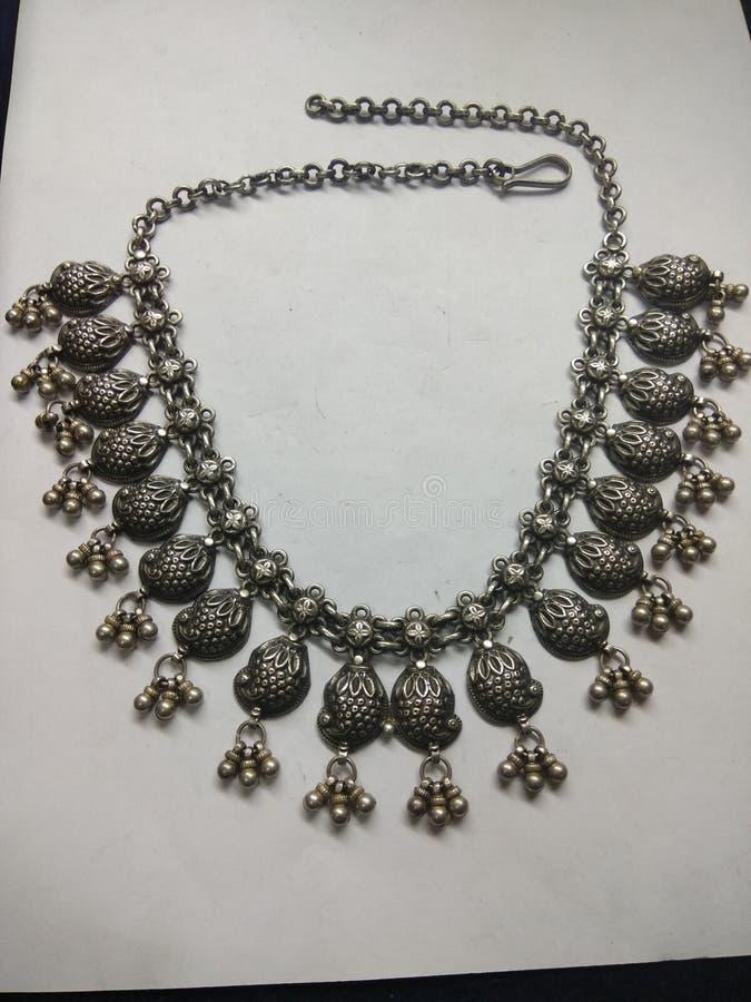 Draag halsbanden antic I royalty-vrije stock fotografie