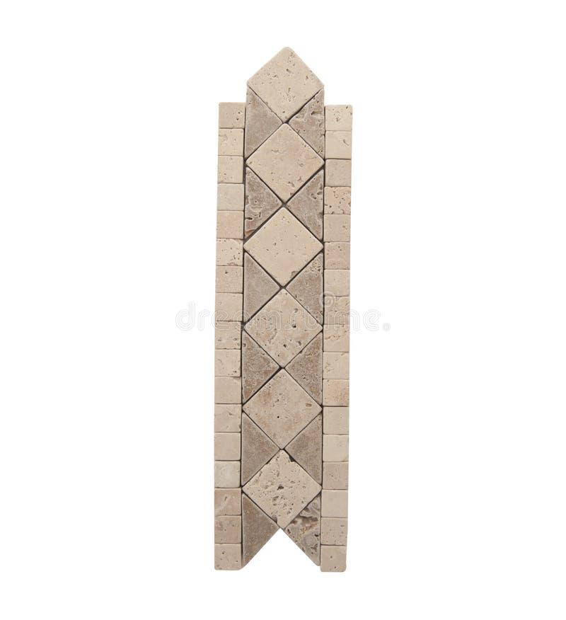 Draag keramische tegels stock afbeeldingen