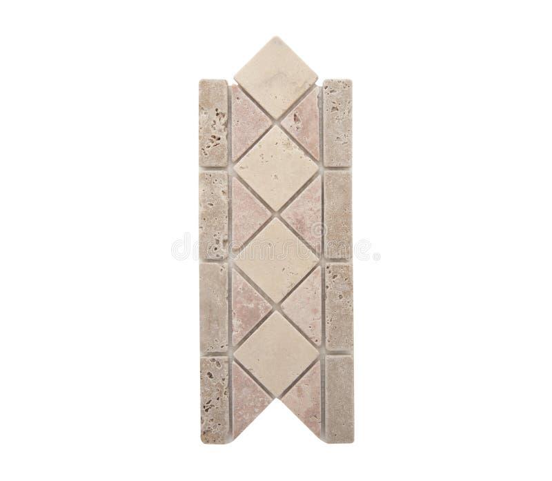 Draag keramische tegels stock foto's