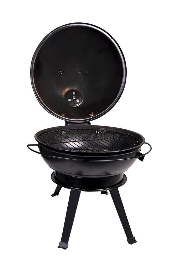 Draagbare BBQ Grill stock foto