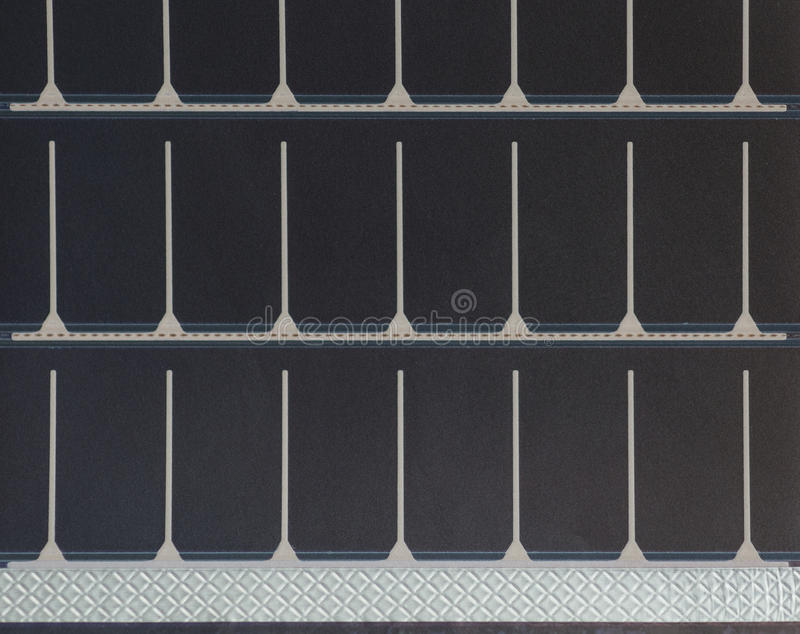 Draagbare zonnepaneeltextuur royalty-vrije stock foto's