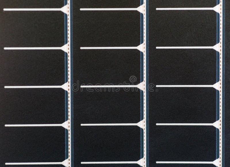Draagbare zonnepaneeltextuur royalty-vrije stock afbeeldingen