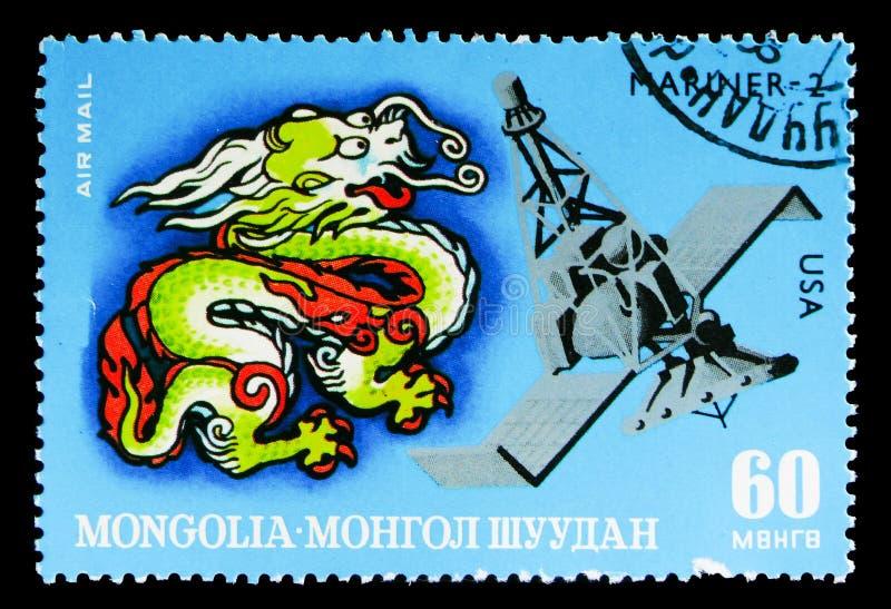 Draak en zeeman-2, Dierenriembeelden van de Lunisolar Kalender royalty-vrije stock foto's