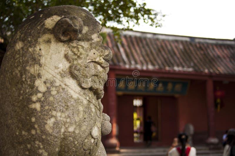 Draak, steendraak, de steendraak van China stock foto's