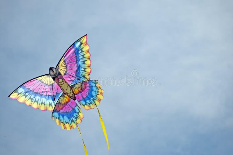 Drachen Bord im Himmel stockfotografie