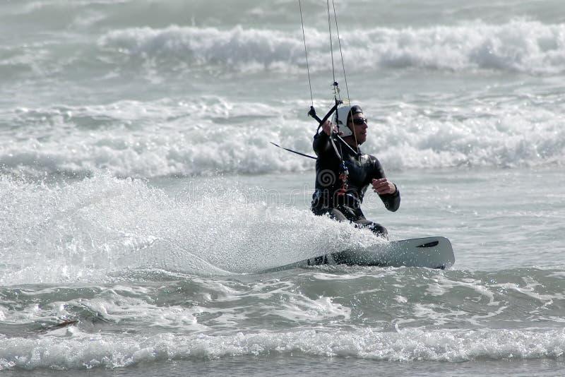Drachen-Surfer 4 stockbild