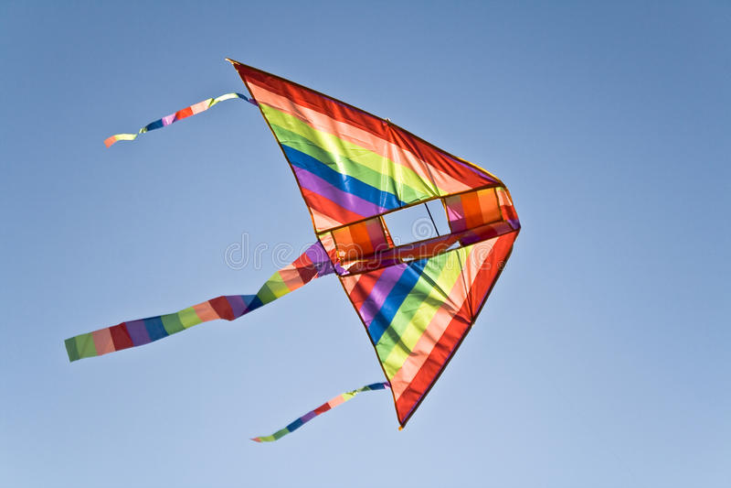 Drachenflugwesen lizenzfreie stockbilder