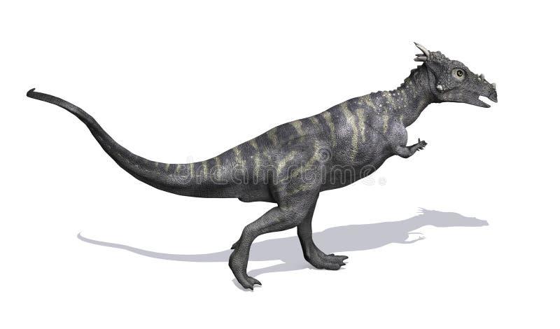 Download Dracorex stock de ilustración. Ilustración de aislado - 44852934