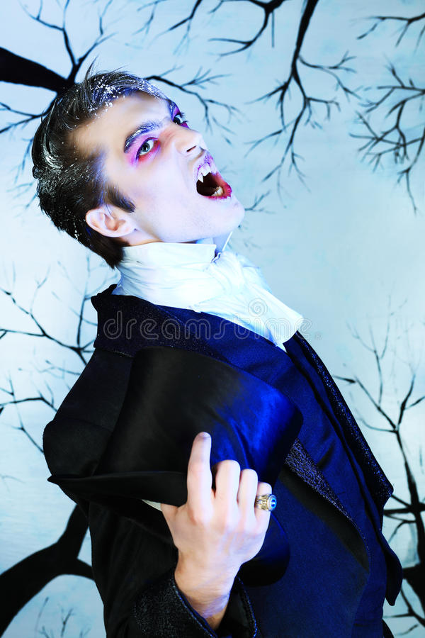Dracula stockbilder