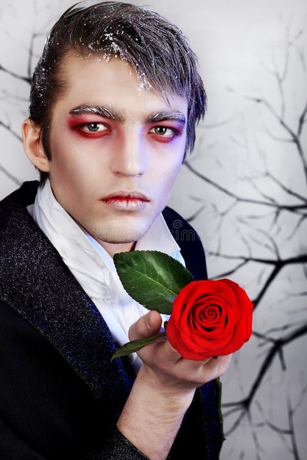 Dracula imágenes de archivo libres de regalías