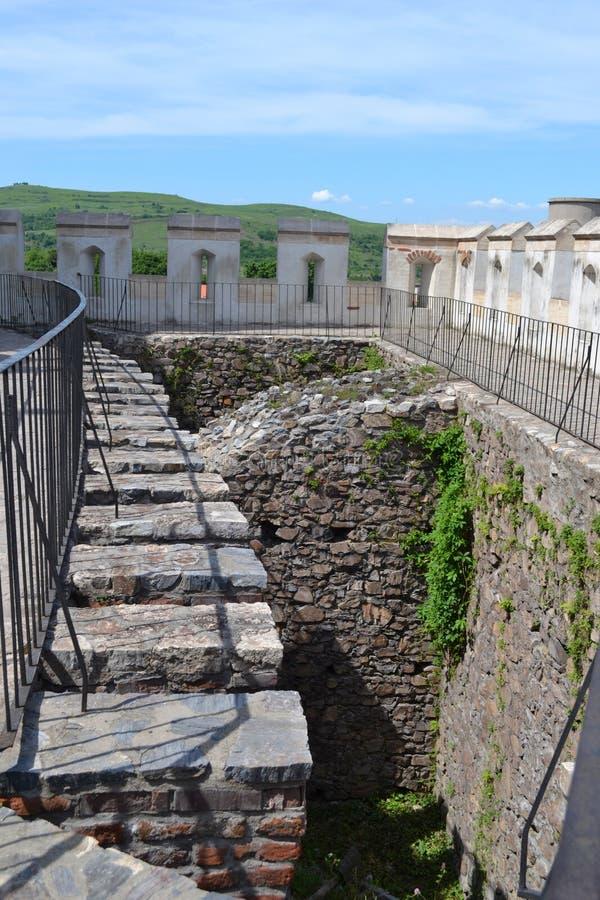 Dracula House Sighisoara stock image