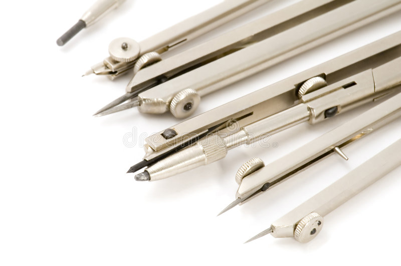 Download Draftsman's Instrument Close Up Stock Photo - Image: 4286720