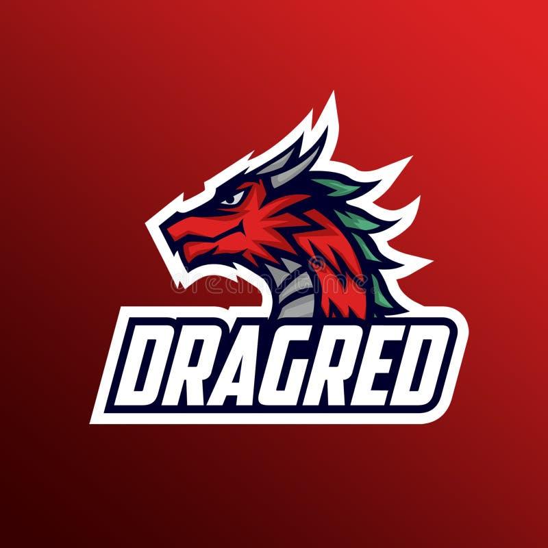 Dragón de la mascota foto de archivo libre de regalías