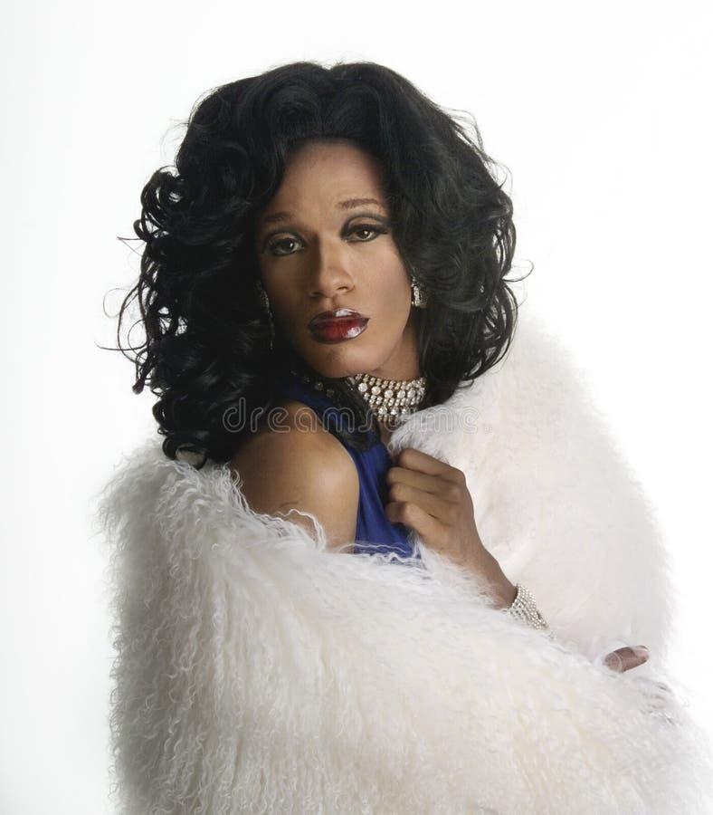 Download Drag queen 3 stock photo. Image of club, dark, make, glamor - 225832