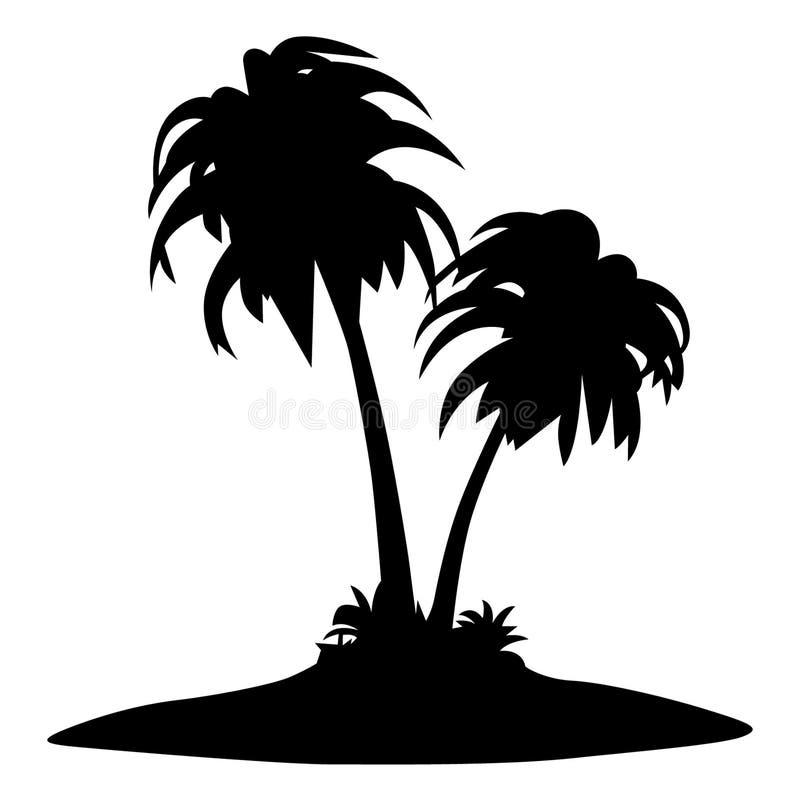 Dragen palmtr?dhand, vektor, Eps, logo, symbol, konturillustration vid crafteroks f?r olikt bruk royaltyfri illustrationer