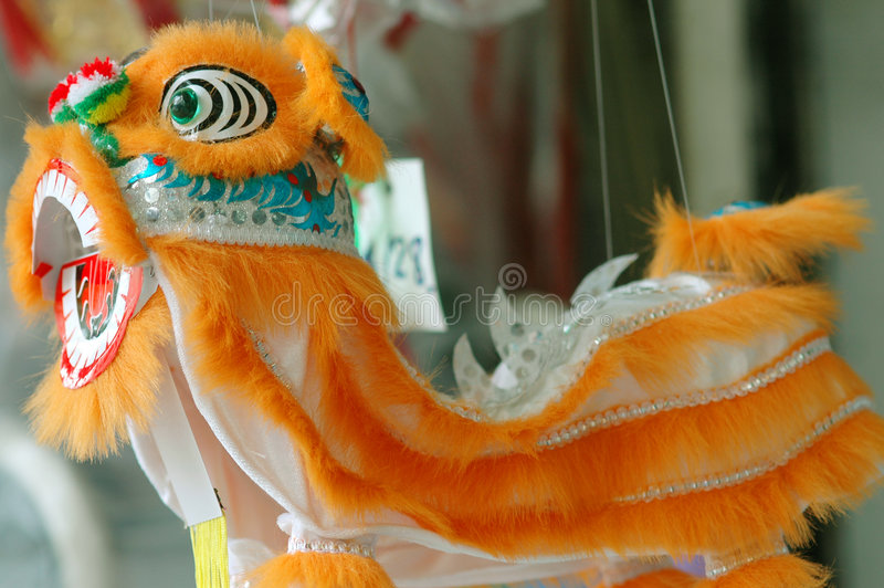 Drago cinese Mythical immagini stock libere da diritti