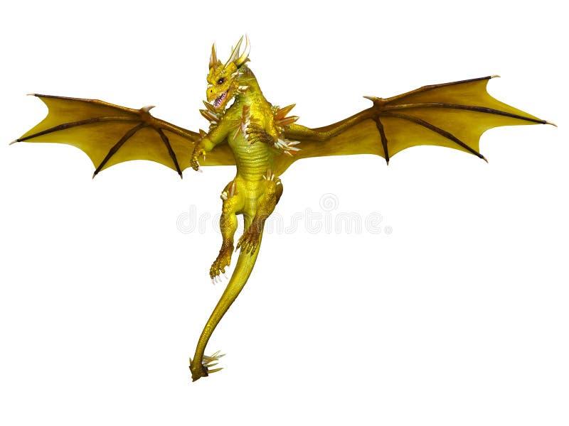 Dragon photo libre de droits